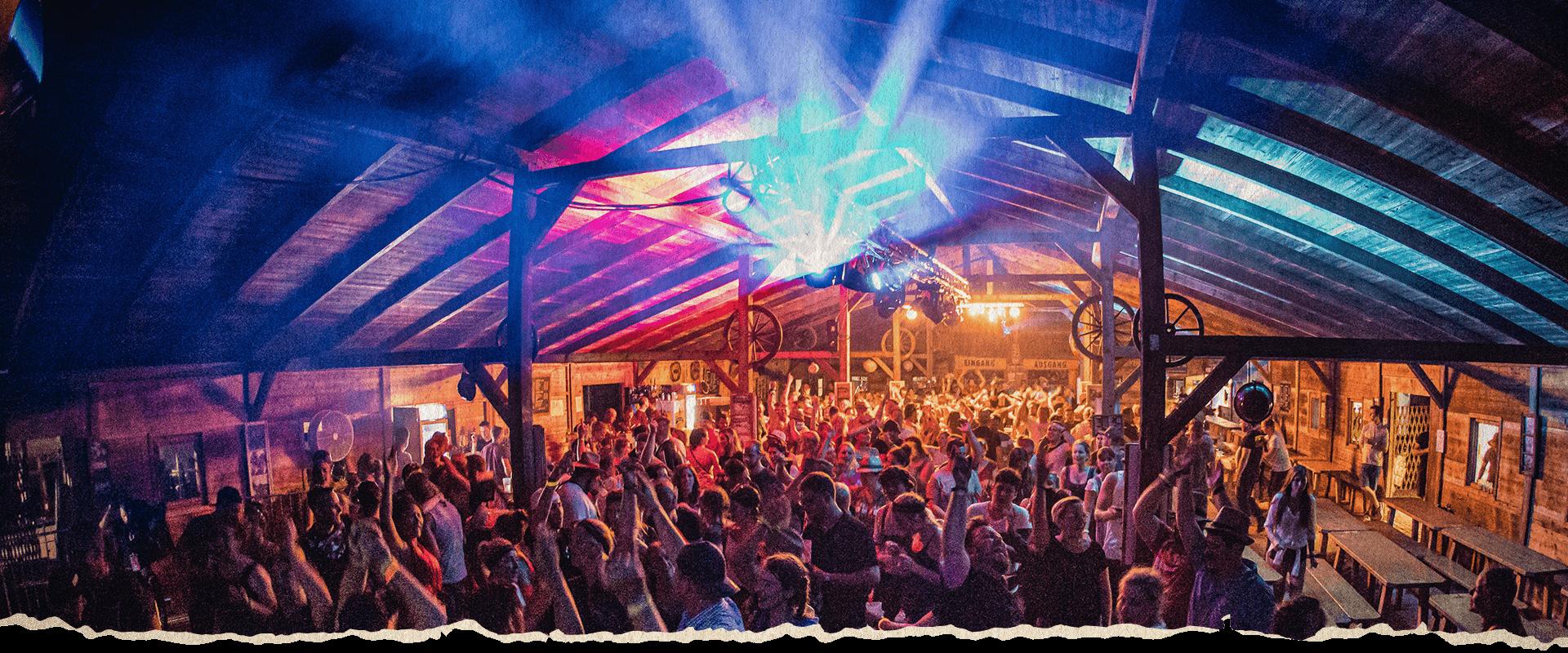 Woodstock-Clubbing